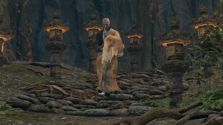 마음 착한 승려분들이 절밥도 주시니 꼭 절에 들르길 (사진출처: 세키로위키)
