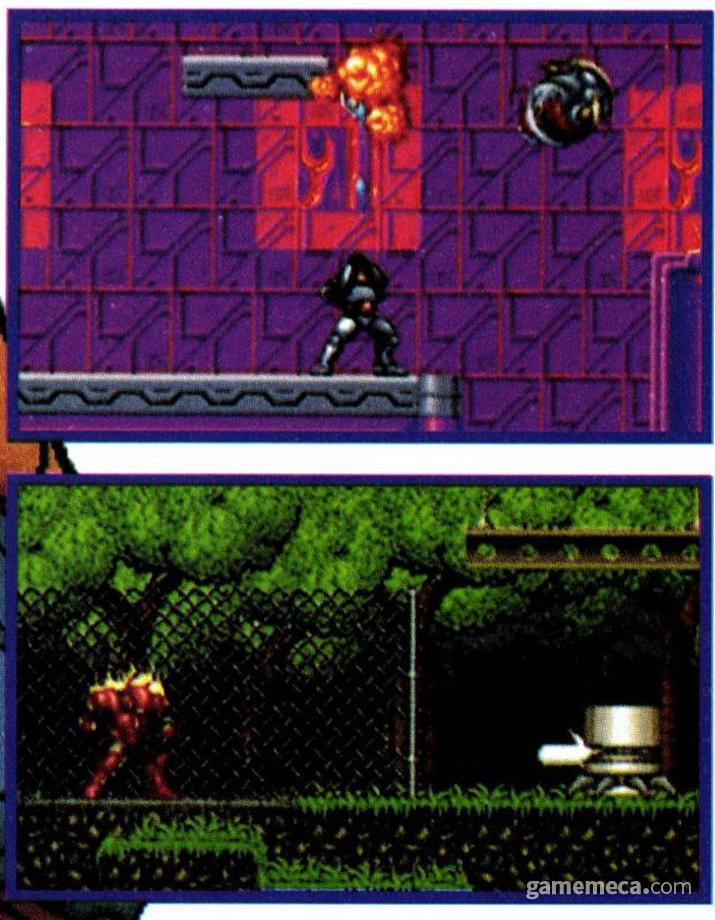 개미맨 게임 스크린샷 (사진출처: 게임메카 DB)
