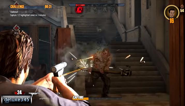 게임 속에서 영원히 고통받고 계신 레이놀즈 (사진출처: 유튜브 채널)