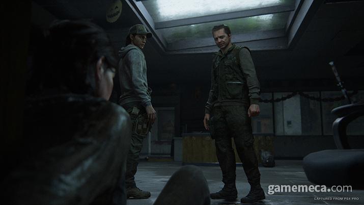 이 게임은 단 한 줌의 서사와 단 한 순간의 장면도 허투루 소비하지 않는다 (사진제공: SIE)