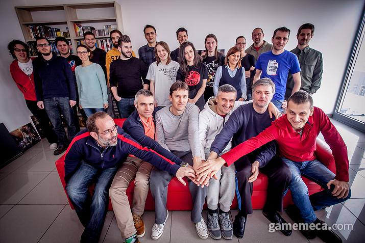 올해 27년을 맞은 중견기업이지만, 여전히 규모는 작은 크로팀 (사진출처: 크로팀 공식 홈페이지)