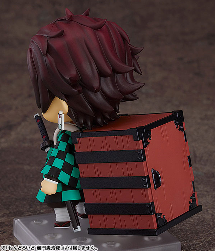 치사하게 네즈코가 들어가는 나무박스가 탄지로 넨도 파츠에 있어서 둘 다 구매해야 완성된 연출이 나올 듯 (사진출처: 아미아미 홈페이지)