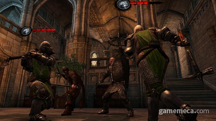 사이어나이드의 두 번째 도전 'ARPG 왕좌의 게임' 스크린샷 (사진출처: 스팀)