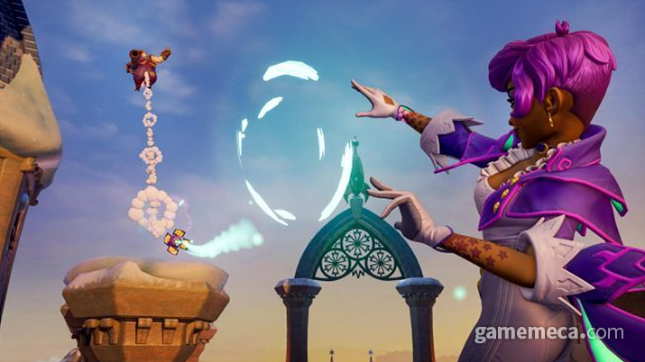 EA 신작 로켓 아레나, PS4 패키지 정식 발매됐다