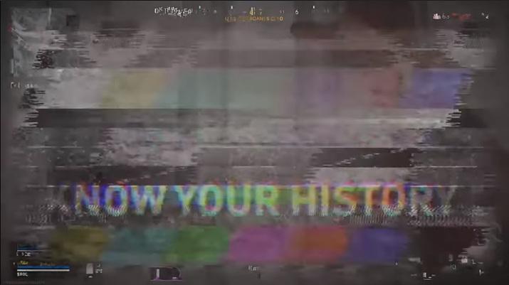 '콜 오브 듀티: 워존'에서 신작을 암시하는 메시지가 발견됐다 (사진출처: Dr_ Disappoint 유튜브 영상 갈무리)