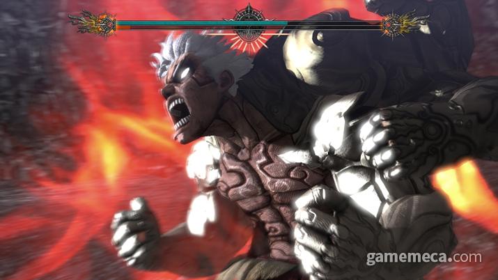 '악신' 아수라의 주먹은 지구도 날려버린다 (사진출처: MS마켓플레이스)