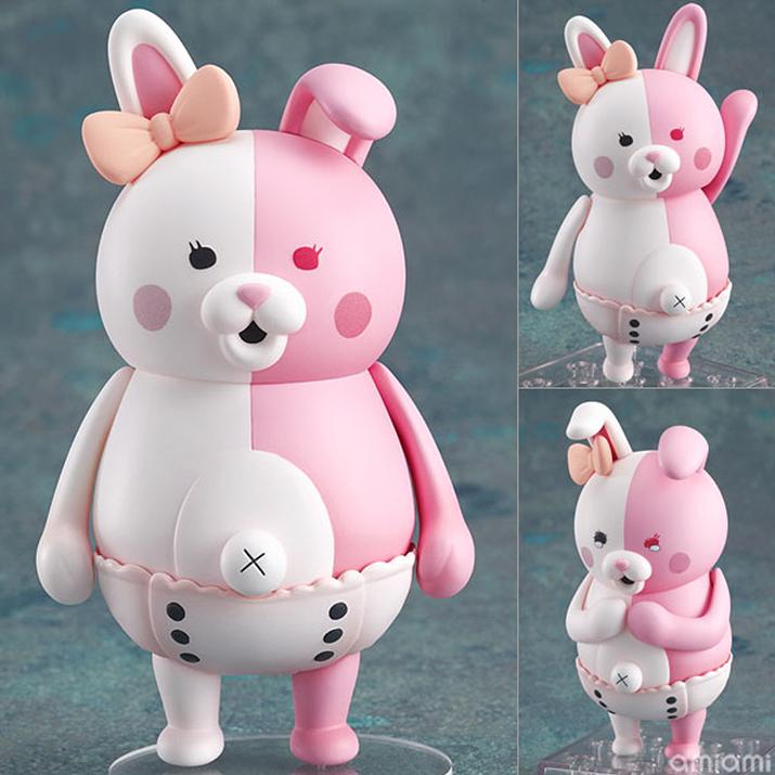 토끼를 모티브로 한 캐릭터 모노미. 모노쿠마와 얼핏 비슷하지만 사실 개조된 모습이라고 한다 (사진출처: 아미아미 홈페이지)