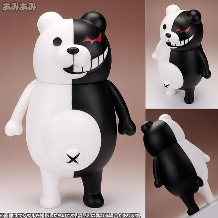 학급회의 후 꼭 등장하는 귀엽고도 섬뜩한 모노쿠마. 모든 시리즈에 등장하는 마스코트격 존재다 (사진출처: 아미아미 홈페이지)