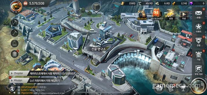 게임의 기본은 영지를 운영하며 병력을 모으고 (사진: 게임메카 촬영)