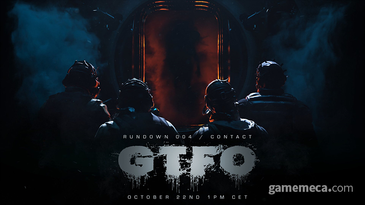 GTFO에 게임 내 매치 메이킹이 도입됐다(사진출처: 10 챔버스 콜렉티브 공식 트위터)