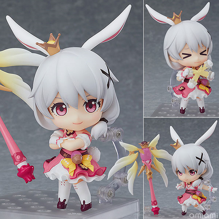 테레사 - 마법소녀 테리리. 귀여운 표정과 파츠가 매력포인트 (사진출처: 아미아미 홈페이지)