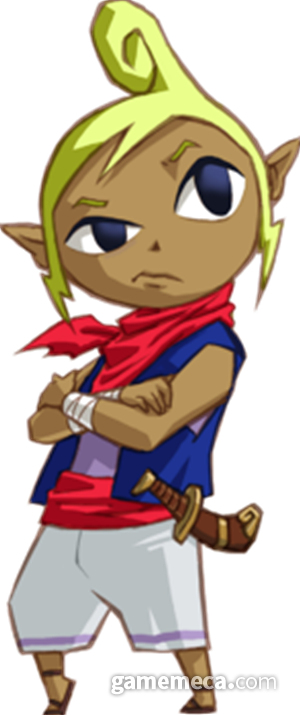 멸망 후 세계답게 공주는 해적 선장이 됐다 (사진출처:사진출처: Zelda Dungeon)
