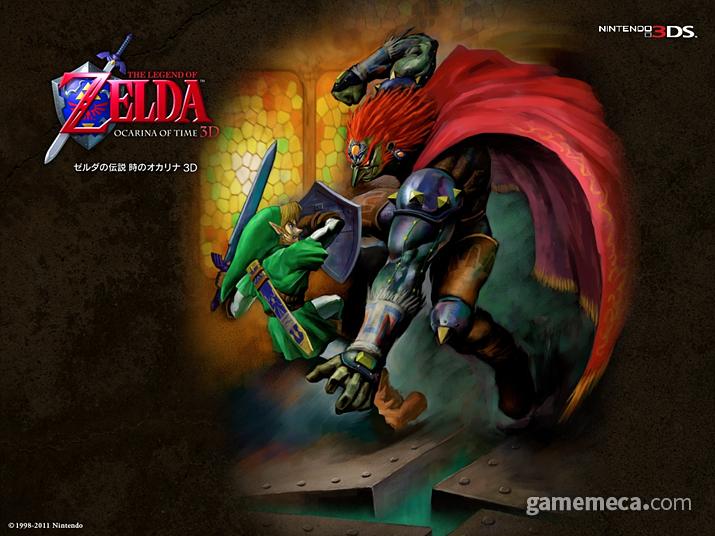 시리즈 초기작들은 가논돌프에게 링크가 패배한 이후 이야기였다고 (사진출처: Zelda Dungeon)