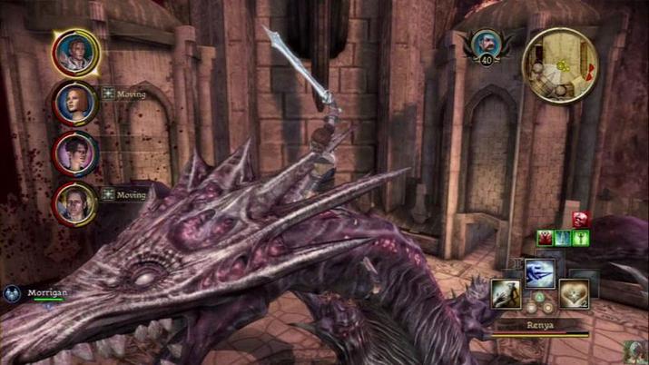 실제 게임도 아크데몬을 쓰러뜨릴 때 누가 희생할 지 선택해야 한다 (사진출처: Ambi Gaming)