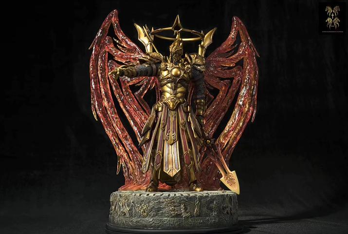 천사 같지 않은 화끈한 성격의 임페리우스도 스태츄로 나왔다 (사진출처: fanaticanimestore)