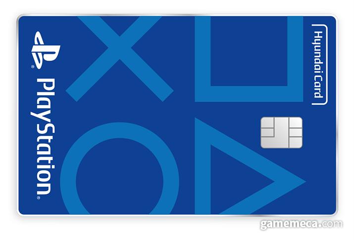 25일 출시되는 플레이스테이션 현대카드 (사진제공: SIEK)