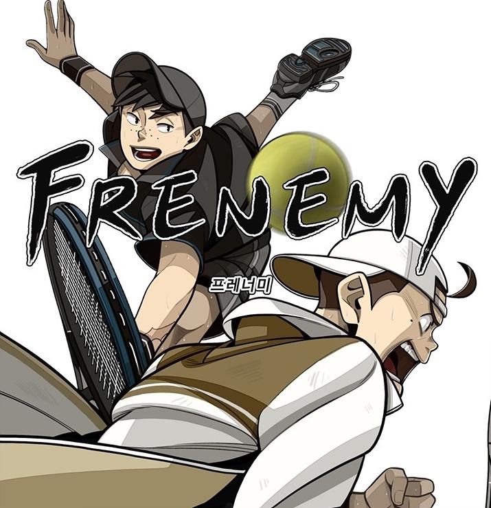 스포츠 만화의 차기 선두주자로 손꼽히는 '프레너미' (사진출처: 다음 웹툰 공식 홈페이지)