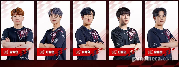 (사진출처: 카트라이더 리그 공식 홈페이지)