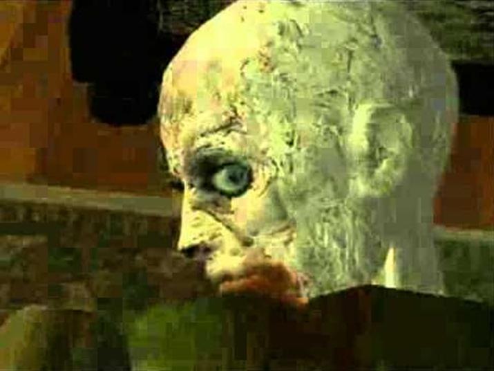 3D 공포게임 흥행의 포문을 열었던 바이오하자드 속 식인 좀비 (사진출처: Gaming Pick)