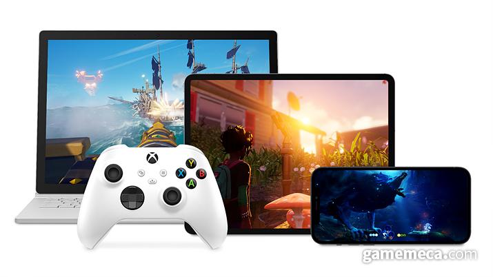 Xbox 클라우드 게임 서비스가 PC와 iOS로 확대된다 (사진제공: MS)