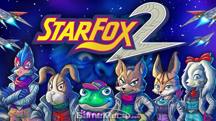 22년 만에 나온 스타폭스 2를 이길 게임이 있으리라 생각했는데... (사진출처: 공식 홈페이지)