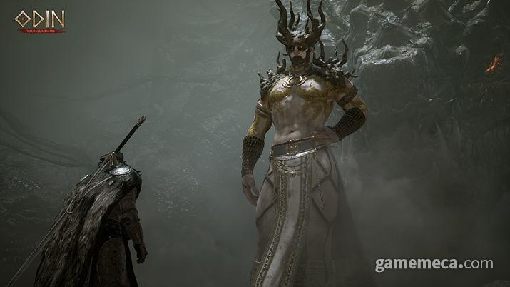 라그나로크를 일으키는 로키까지 다양한 신들이 등장한다