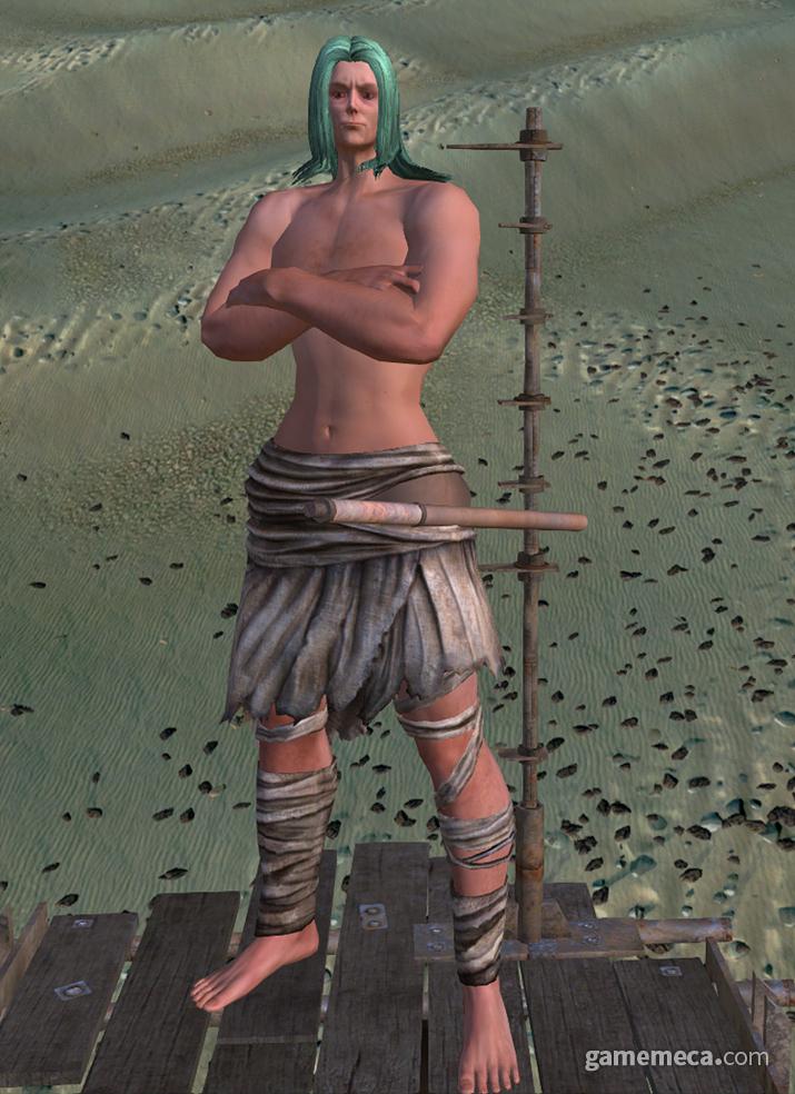 그럼에도 불구하고 꽤나 공들여 커스터마이징을 해 봤다. 어떤가, 제왕의 풍모가 풍기는가?