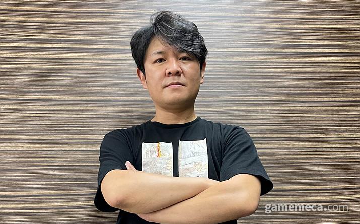 몬헌 시리즈의 아버지, 츠지모토 료조 (사진제공: 게임피아)
