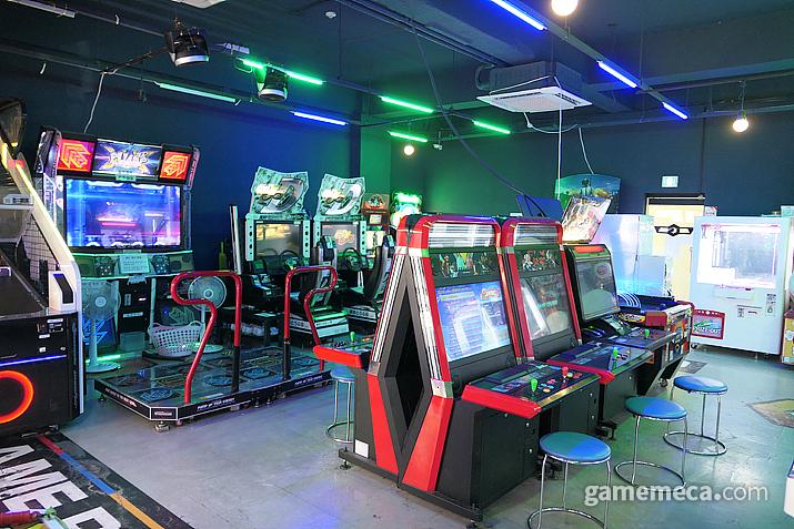 직원이 상주하지 않는 무인 운영 게임센터