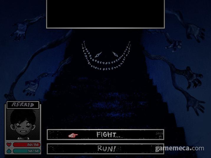 RPG 속에 심리적 공포를 숨겨 놓은 오모리 (사진출처: 스팀)