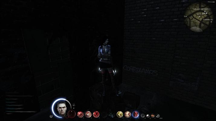 CCP 게임즈에서 공개했던 월드 오브 다크니스 MMO (사진출처: Imgur)