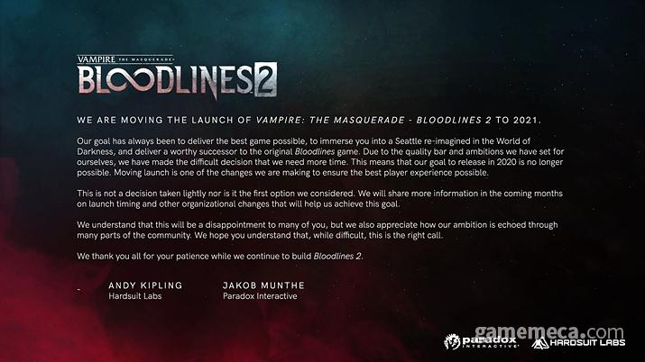 블러드라인즈 2에는 대체 무슨 일이..? (사진출처: 블러드라인즈 2 공식 홈페이지)