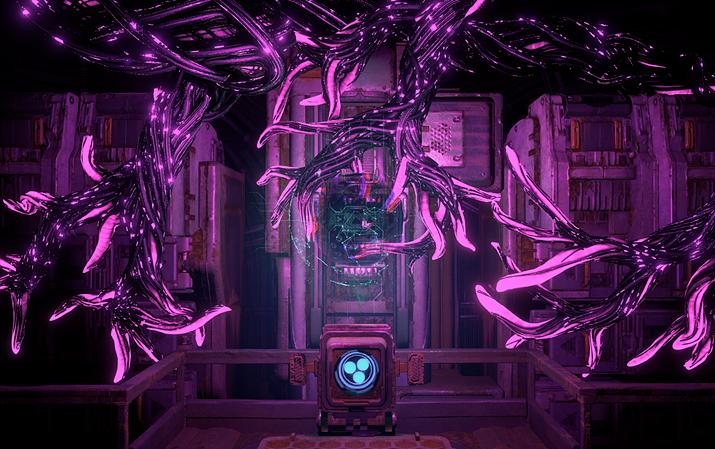 DLC 프로즌 와일드의 흑막 헤파이스토스 (사진출처: 호라이즌 제로 던 위키)