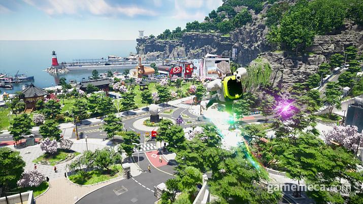 도깨비 내에 묘사된 수많은 한국 명소들 (사진출처: 게임스컴 트레일러 갈무리, 펄어비스 제공)