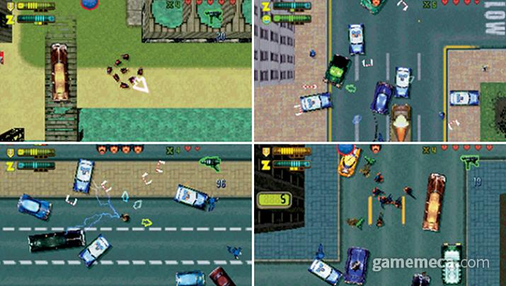 우정파괴 게임이기도 했던 GTA 2 (사진출처: 락스타게임즈 공식 홈페이지)