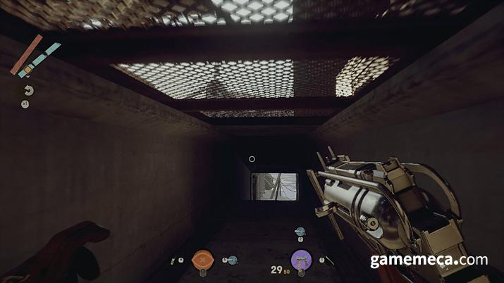 숨어 있는 비밀통로도 찾아낼 수 있다 (사진: 게임메카 촬영)