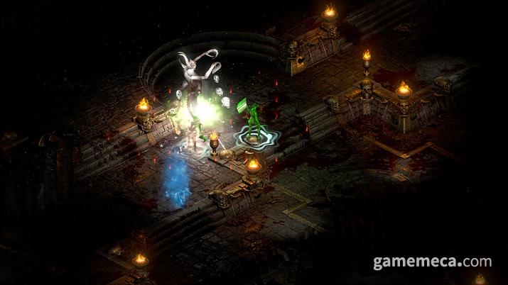 디아블로2 레저렉션 (사진출처: 게임 공식 홈페이지)