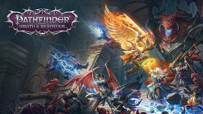 패스파인더: 래스 오브 더 라이처스 커버 이미지 (사진출처: 아울캣 게임즈 공식 홈페이지)