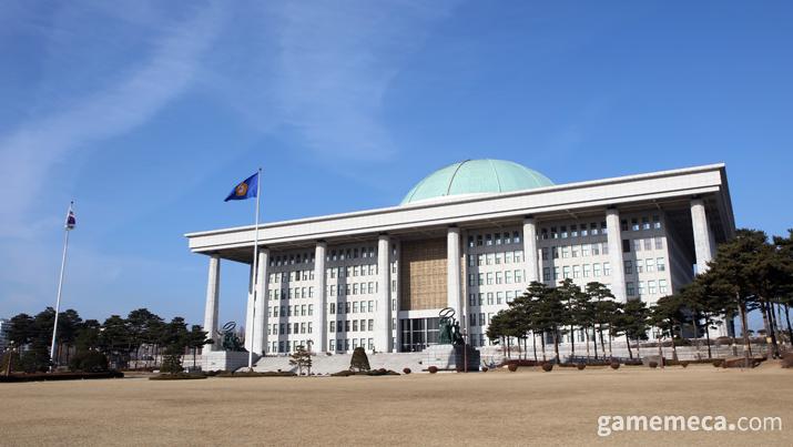 국회의사당 전경 (사진출처: 국회 공식 홈페이지)