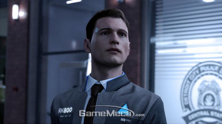 탈주 안드로이드 사냥꾼 '코너' (사진출처: 게임 공식 홈페이지)