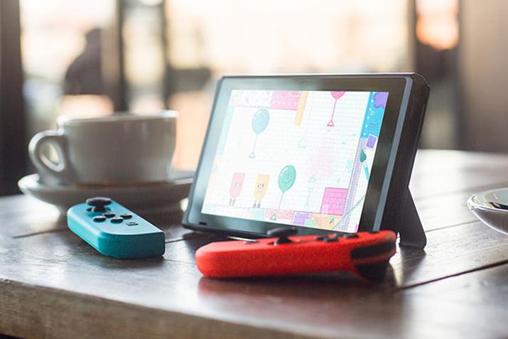 '닌텐도 스위치' 제품 이미지 (사진출처: 닌텐도 공식 홈페이지)