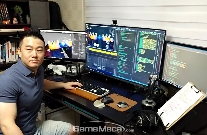 [인물] 이글레이 스튜디오_정병근 개발자_공식01