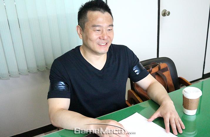 [인물] 이글레이 스튜디오_정병근 개발자_직찍01