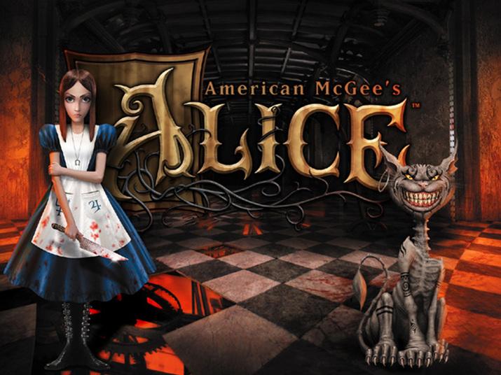 아메리칸 맥기의 앨리스