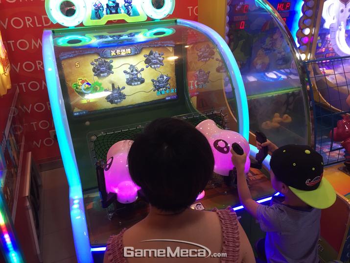 철저히 중국 내수용으로 생산, 소비되는 게임들