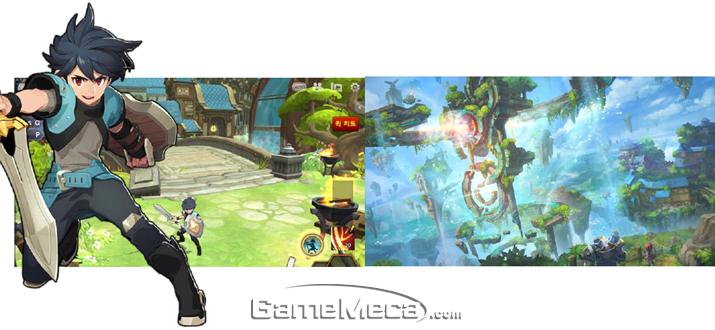 내년 상반기 출시 예정인 '서머너즈워 MMORPG' (사진제공: 컴투스)