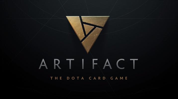'도타 2' IP를 활용한 카드게임 '아티팩트' (사진출처: 영상갈무리)