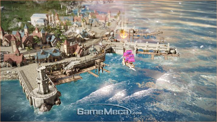 '로스트아크' 항해 콘텐츠 세부 정보가 공개됐다 (사진출처: 공식 홈페이지)