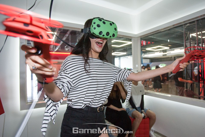 VR 테마파크