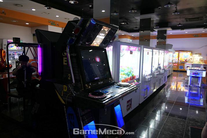 게임센터의 신흥 강자, 인형뽑기가 듬뿍 (사진제공: Ryunan)